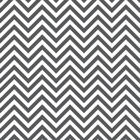 White and gray geometric chevron pattern background 矢量图像