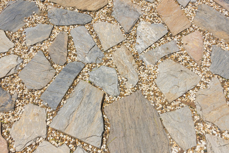 Texture of stone floor background