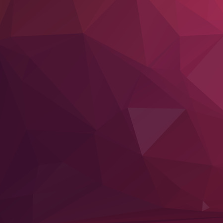 Violet polygon texture background