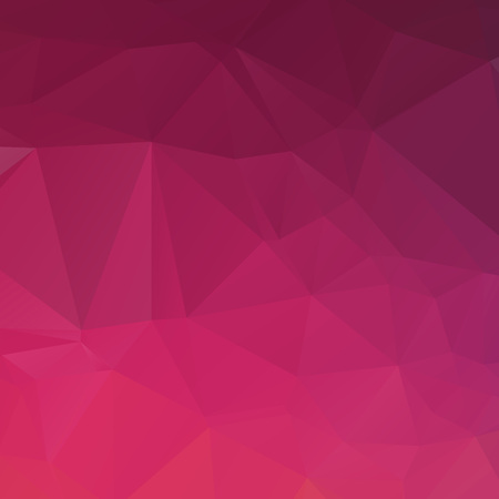 Absract violet polygon texture background