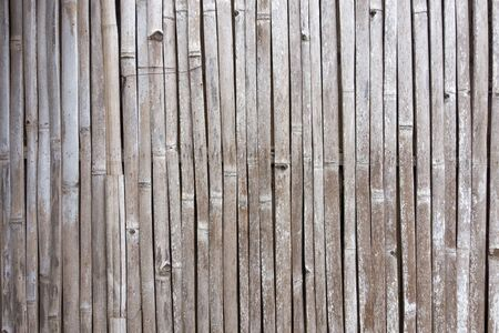 Texture of old bamboo background