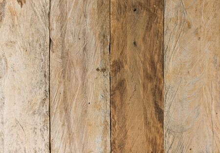 Texture of old wood planks background