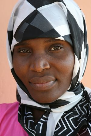 zimbabwe: Hermosa mujer africana de Zimbabwe