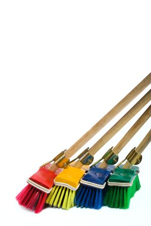 broom handle: Broom elementos de dise�o, art�culos del hogar serie