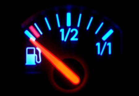 マクロ、燃料の完全なフレーム ゲージ, ダッシュ ボード, 技術