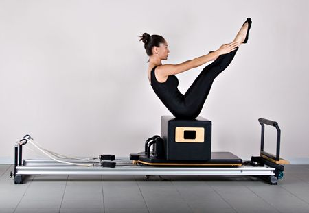 midlife: Pilates gymnastics is a Germanic evolution of yoga, used by athletes to improve flexibility and body fitness and by chiropractors for patient recovery.