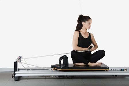 germanic: Pilates gymnastics is a Germanic evolution of yoga, used by athletes to improve flexibility and body fitness and by chiropractors for patient recovery.