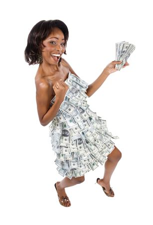 personal banking: Expensive woman concept, for financial, banking, business situations, well this is personal banking