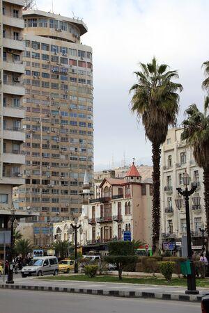 Damascus Syria Reklamní fotografie - 86833491