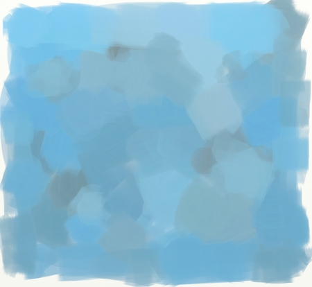 tempera: Light blue tempera paint