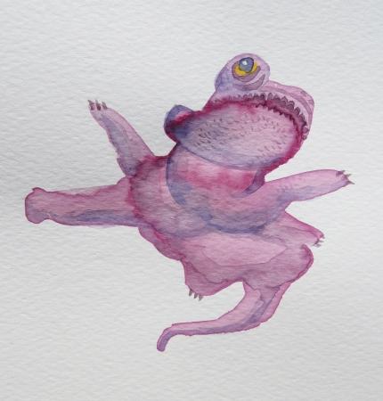 Amphibian animal