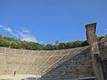 Epidavros amphitheatre