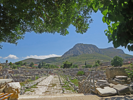 florish: Ancient Corinth