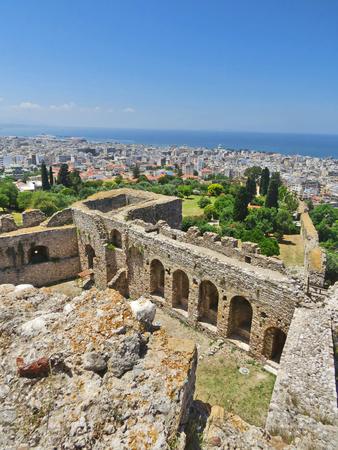 Ancient fortress of Patras