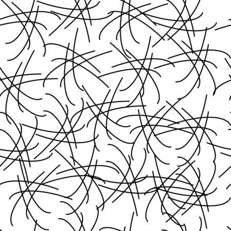 Retro black and white seamless background Stock Vector - 6322802