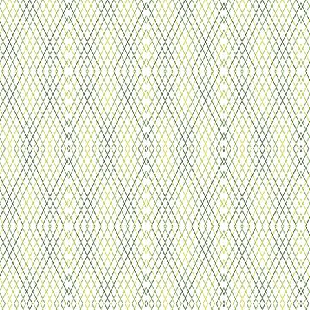 Retro green seamless background Stock Vector - 6322837