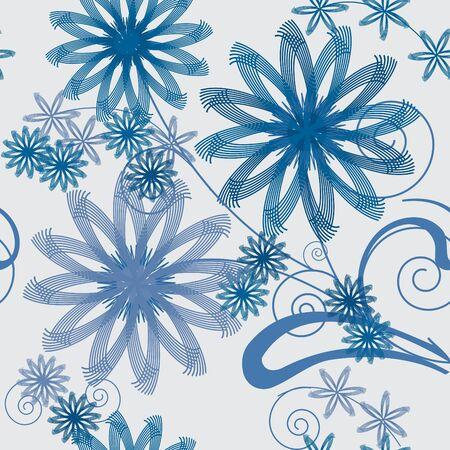 dearness: seamless pattern