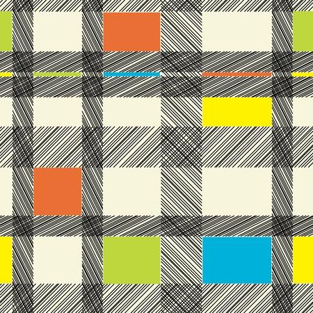 rectangle patterns: Seamles pattern