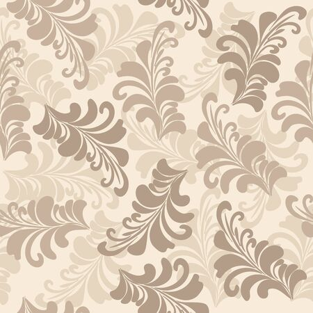 heather: Seamless pattern