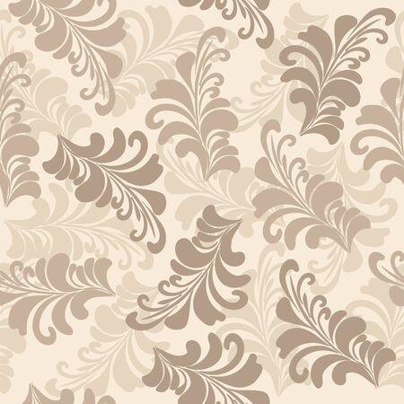 brown wallpaper: Seamless pattern