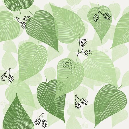 caress: Seamless pattern