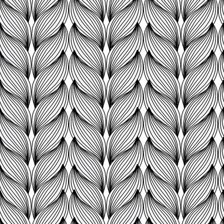 추상 형상 배경입니다. 원활한 패턴입니다.