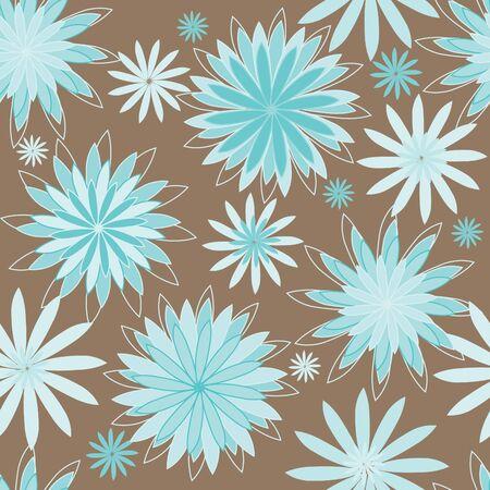 caress: seamless pattern