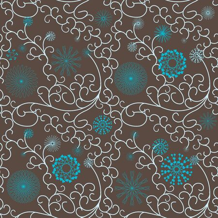 fondle: seamless pattern