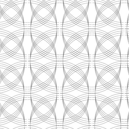 Abstract  geometric background. Seamless pattern.
