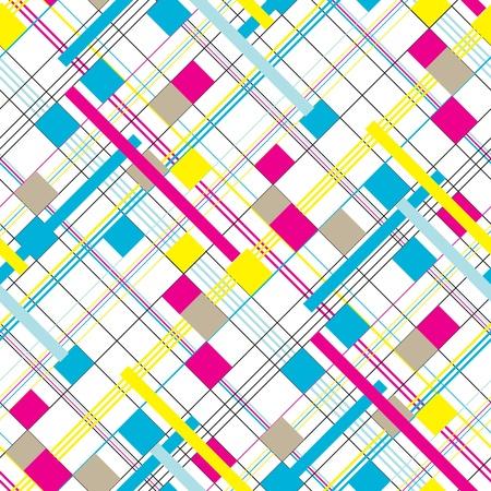 grid pattern: Abstract  geometric background. Seamless pattern.