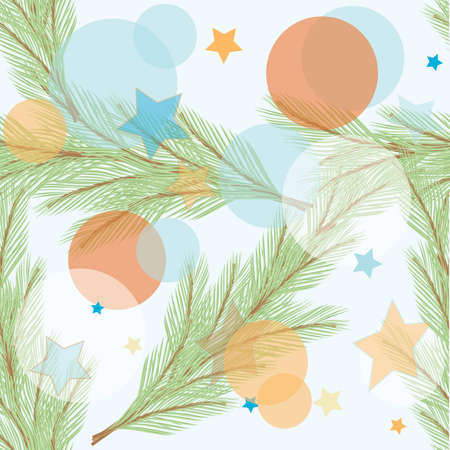 Christmas background. Seamless pattern. Stock Vector - 16195808
