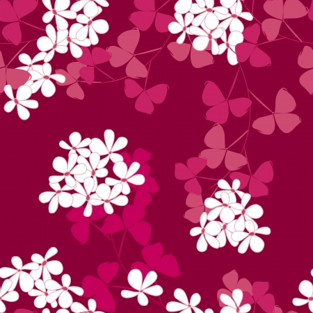 Abstract floral seamless pattern background Stock Vector - 20049489