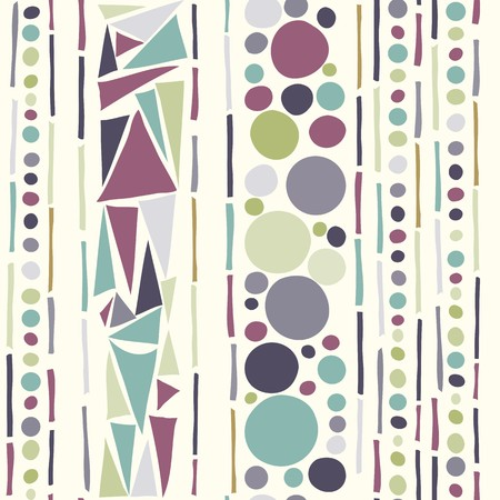 repetition: Abstract  geometric background. Seamless pattern.