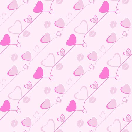 caress: Romantic valentine  backgrounds