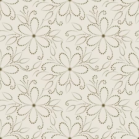 Floral pattern design Reklamní fotografie - 95916138
