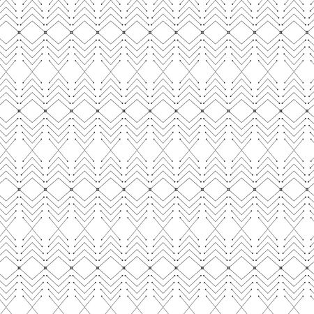 Abstract geometric background. Seamless pattern. Standard-Bild - 150278882