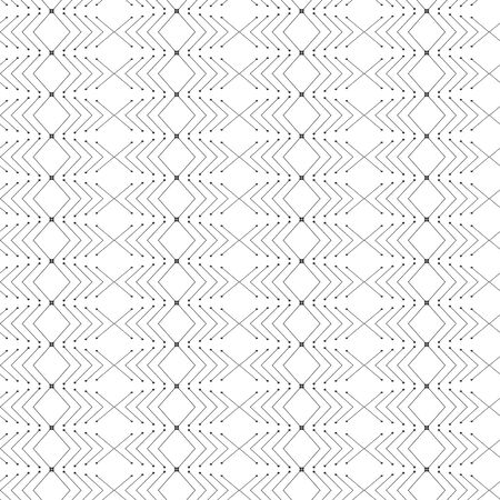 Abstract geometric background. Seamless pattern. Stock Vector - 150278884
