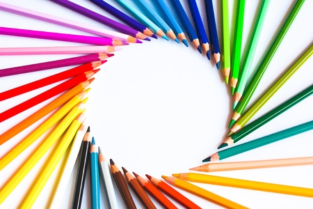 Coloured pencils Stock Photo - 12291730