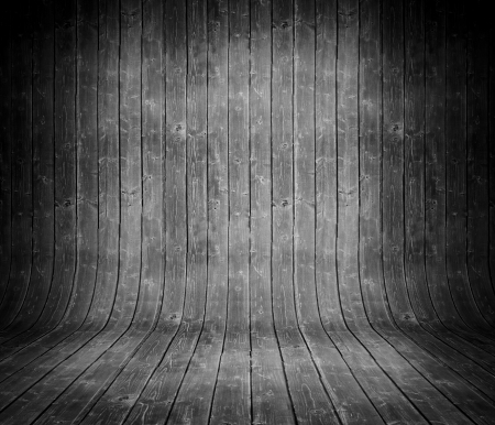 Wood panels used as background with vignetting Stock Photo - 14634273