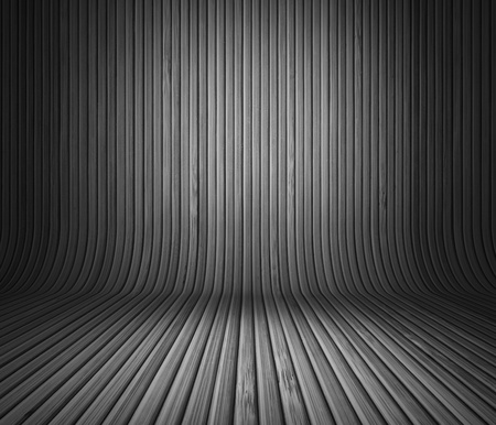 Wood panels used as background  B W Stock Photo - 14719792