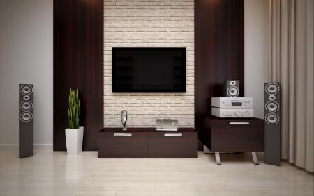 sun s: soggiorno moderno