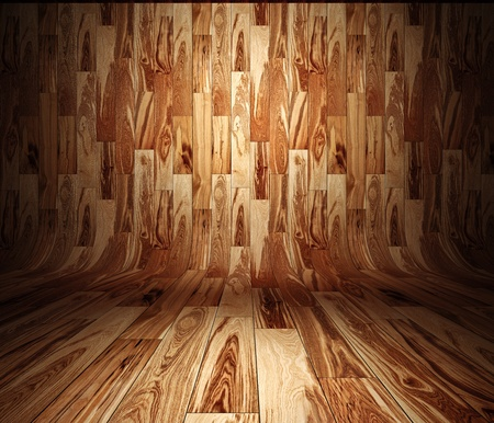 planck:  Wood panels used as background