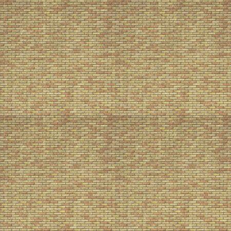 Seamless bricks texture  Stock Photo - 18824192