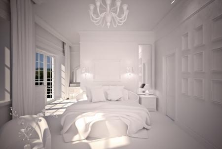 B W classic interior