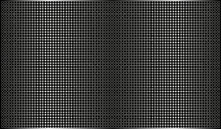 metal mesh background - vector illustration  Vector
