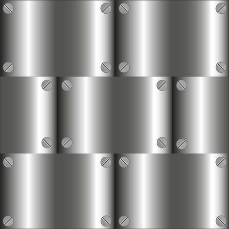 metal mesh background - vector illustration. Vector