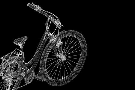 Mountain Bicycle photo
