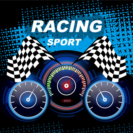 Racing sport.