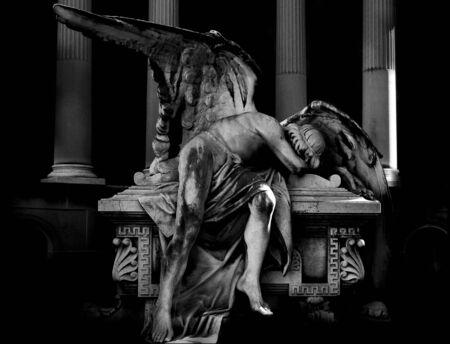 angel of death: angel
