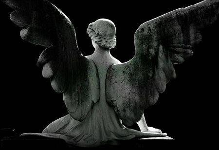 cemeteries: angel